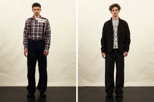 "N.Hoolywood 2011 Spring/Summer ""Police Picture"" Collection"