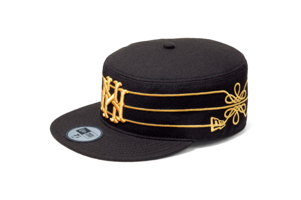 "NEIGHBORHOOD x New Era ""Pill Box"" Fitted Cap"