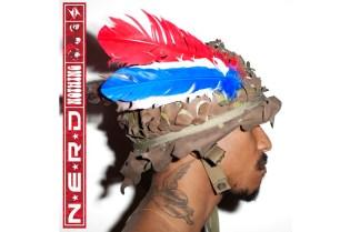 "N.E.R.D. ""NOTHING"" Cover Art"