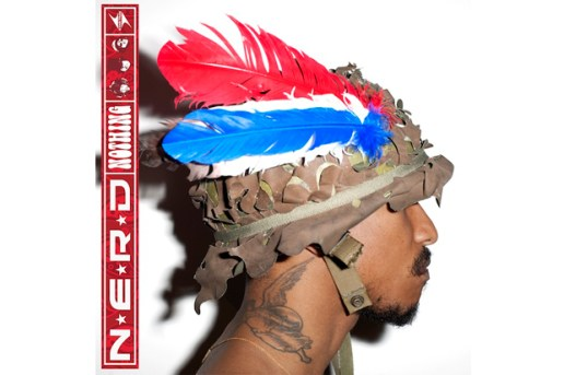 "N.E.R.D. ""NOTHING"" Cover Art"