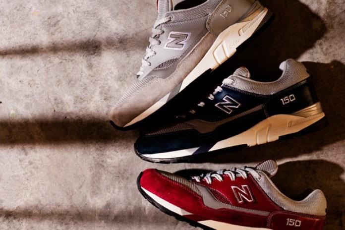 New Balance 2010 Fall/Winter M150