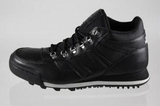 New Balance H710 Black Leather