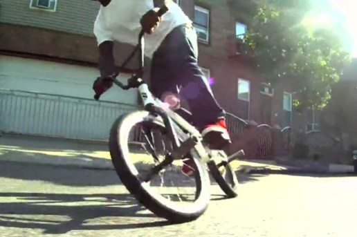 "Nigel Sylvester x 13THWITNESS ""Run 4 Cover"" Video"