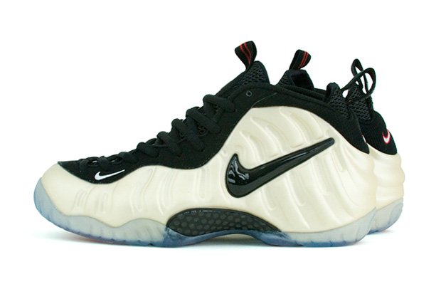 "Nike Air Foamposite Pro ""Pearl"" Retro"