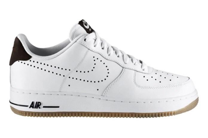Nike Air Force 1 White/Dark Cinder