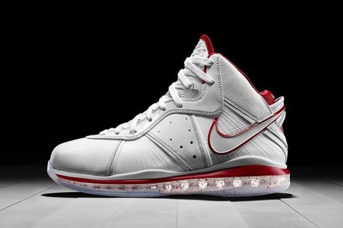 Nike Air Max LeBron VIII China Edition