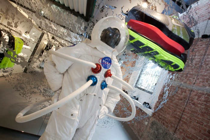 "Nike ""From Moon To Lunar"" Exhibition Recap"