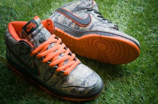 "Nike SB Dunk Mid ""Realtree"""