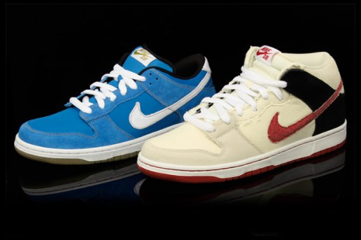 "Nike SB Dunk ""Street Fighter"" Pack - A Closer Look"