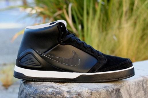 Nike SB Paul Rodriguez 4 Hi Black/Matte Silver