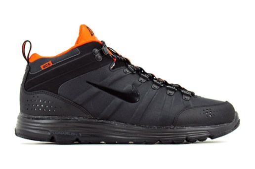 Nike Sportswear Lunar Macleay Black/Team Orange