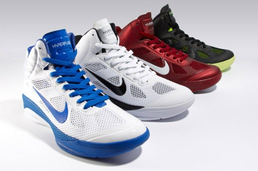 Nike Zoom Hyperfuse 2010 Fall/Winter Collection