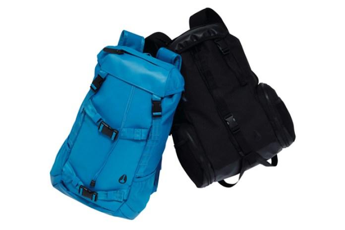 Nixon 2010 Fall/Winter Backpacks