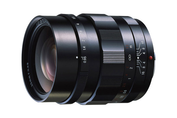 Nokton 25mm F0.95 Lens