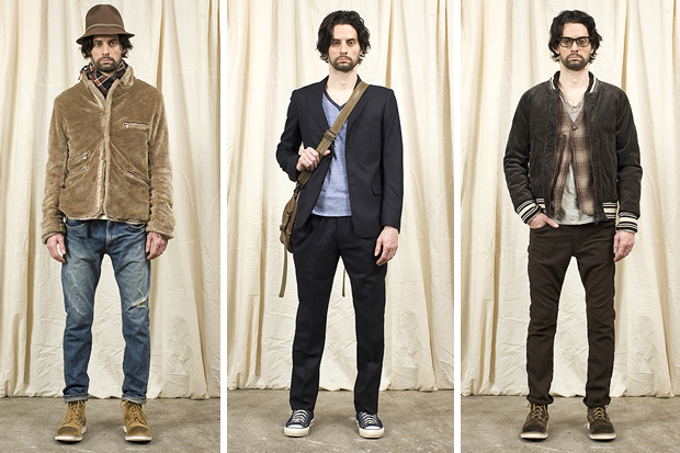 "nonnative 2010 Fall/Winter ""Yeti Hunting Club"" Lookbook Part 2"