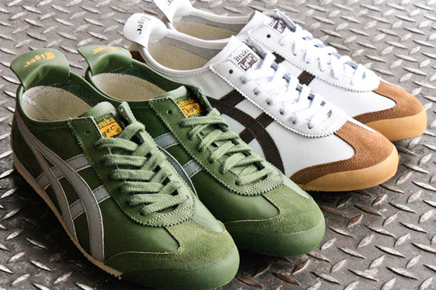 Onitsuka Tiger 2010 Fall Mexico 66