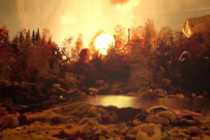 "Onitsuka Tiger 2010 Fall/Winter ""Tsuri"" Collection Video"
