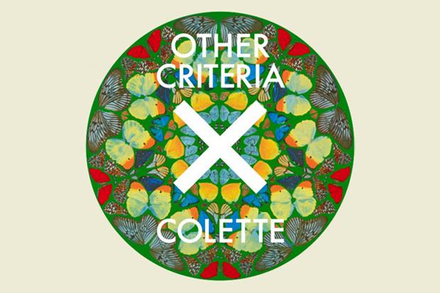 Other Criteria x colette Pop-Up Shop