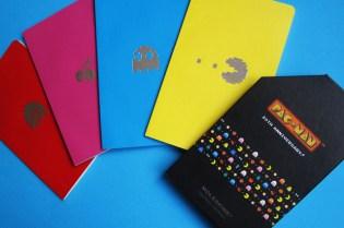 Pac-Man x Moleskine 30th Anniversary Volant Set