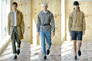 Patrik Ervell 2011 Spring/Summer Collection