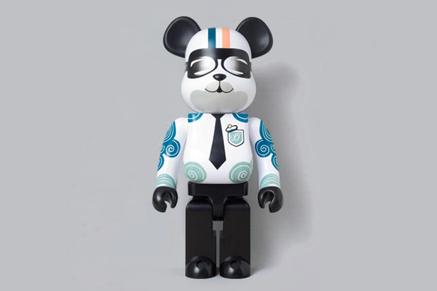 Paul & Joe x Medicom Toy Bearbrick Preview