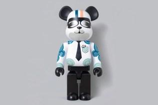 Paul & Joe x Medicom Toy Bearbrick Preview