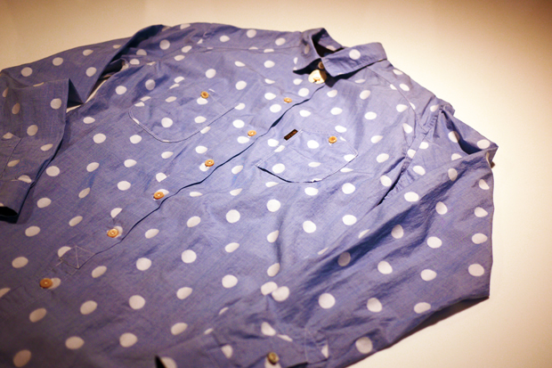 Paul Smith Polka Dot Shirt