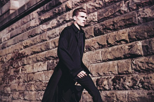 "PEN 2010 Fall/Winter ""HIGH GRADE ELEGANCE"" Editorial"