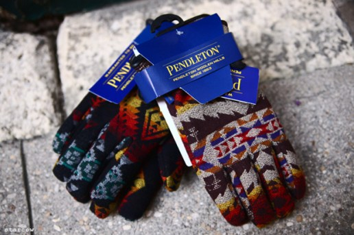 Pendleton 2010 Fall/Winter Wool Gloves