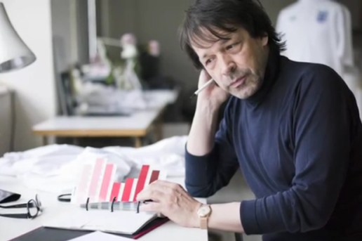 Peter Saville: The New Fabric of England