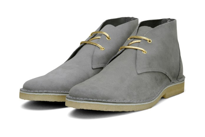 Pierre Hardy x Kitsune 2010 Fall/Winter Chukka Boots