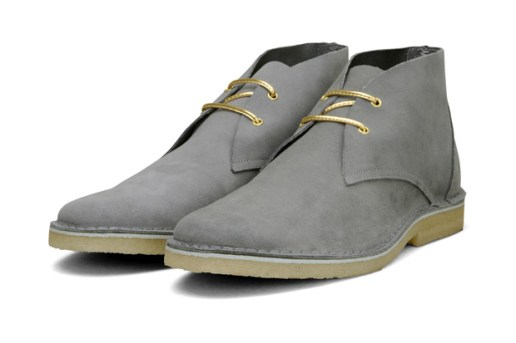 Pierre Hardy x Kitsune 2010 Fall/Winter Chukka Boots