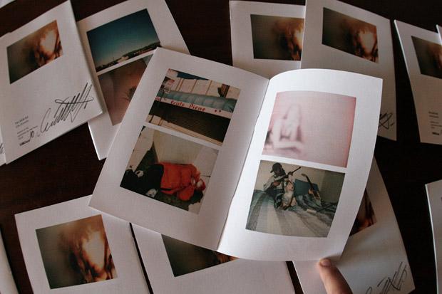 Polaroids by Erik Brunetti Zine