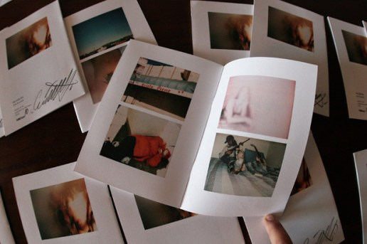 Polaroids by Erik Brunetti Zine