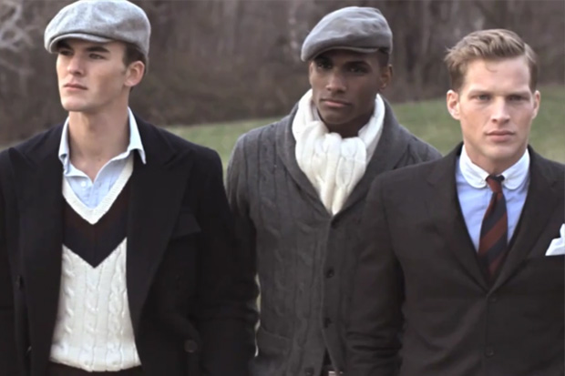 Polo Ralph Lauren 2010 Fall Video