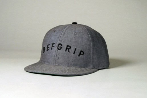 Quintin Co. x Defgrip Snap Back Cap