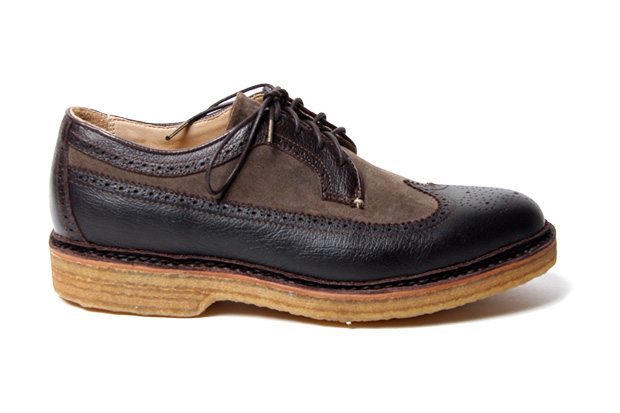 rag & bone Crepe Brogues