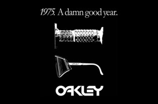 REBELS 1975-2010: History of Oakley Collection