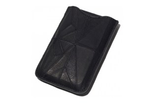 Rick Owens Leather iPhone case