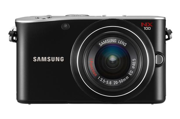 "Samsung NX100 ""Mirrorless"" Camera"