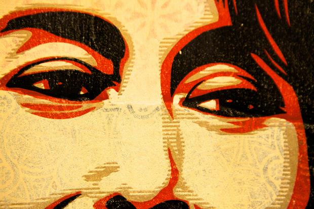 "Shepard Fairey ""Printed Matters"" Exhibition Recap"