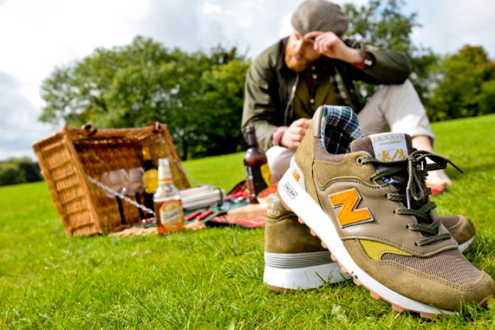 "Size? x New Balance ""The Estate"" 577 Pack"