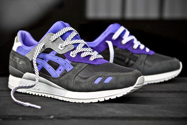 """Sneaker Freaker x ASICS GEL-LYTE III """"Alvin Purple"""""""