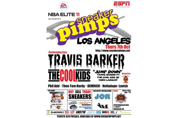 Sneaker Pimps 2010 Los Angeles