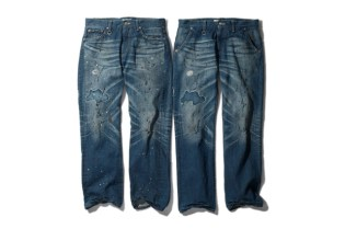 SOPHNET. 2010 Fall/Winter X-146 DAMAGED 5 Pocket Pants
