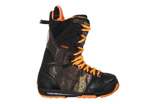 Starks x Burton Hail Boots