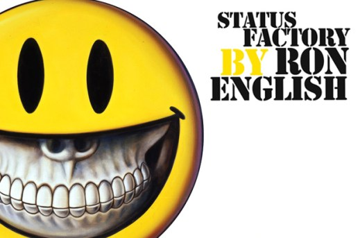 Status Factory by Ron English Exhibition NYC