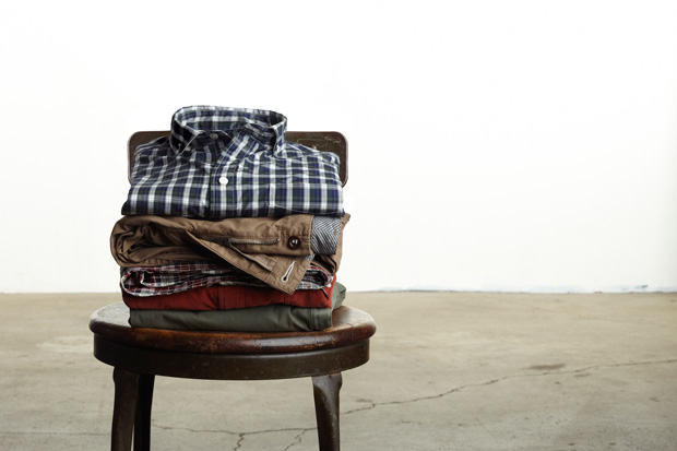 Steven Alan x Dockers 2010 Fall/Winter Collection
