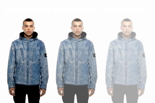 Stone Island Liquid Reflective Jacket Video