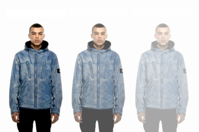 Stone Island Liquid Reflective Jacket Video
